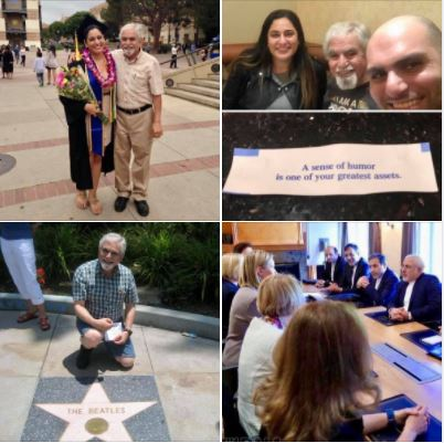 Pictorial Facebook memories from June 16 of years past: Celebrations, sightseeing, and Iranian vs. European diplomats