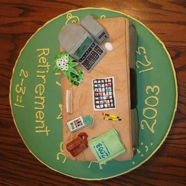 - retirement-cake