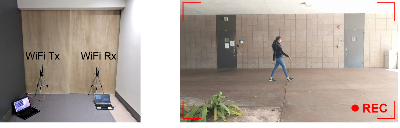 Your Video Can ID You Through Walls with Help of Wi-Fi